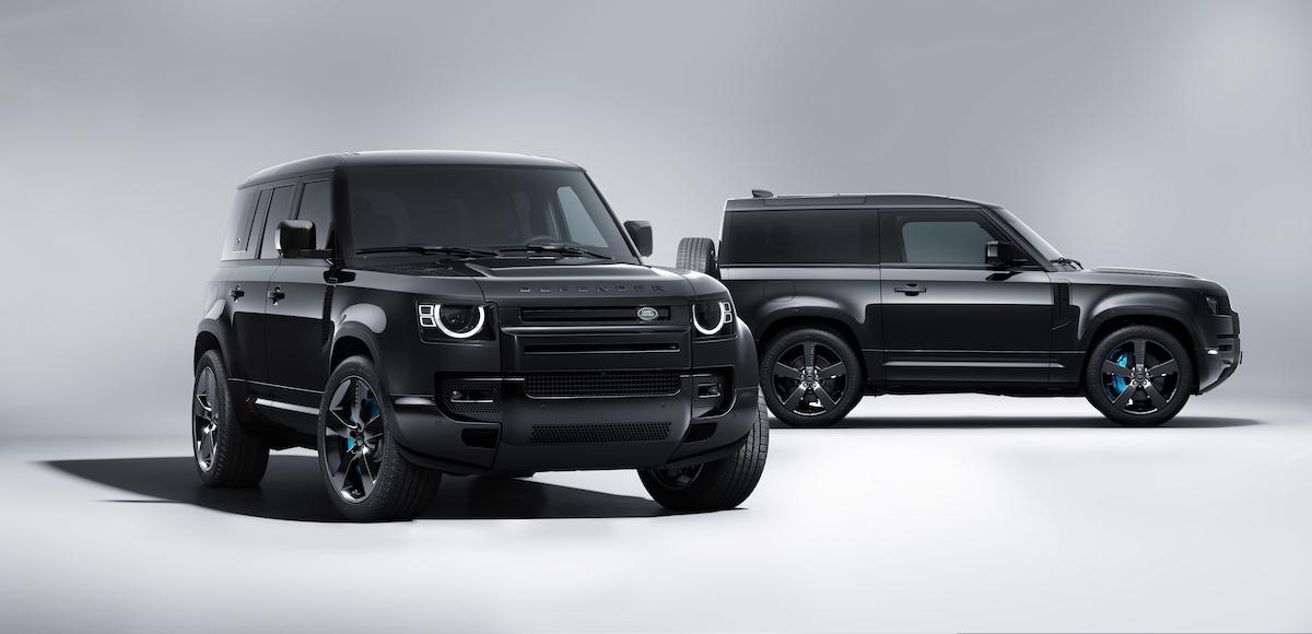 Bond No Time to Die 007 Land Rover Defender SV