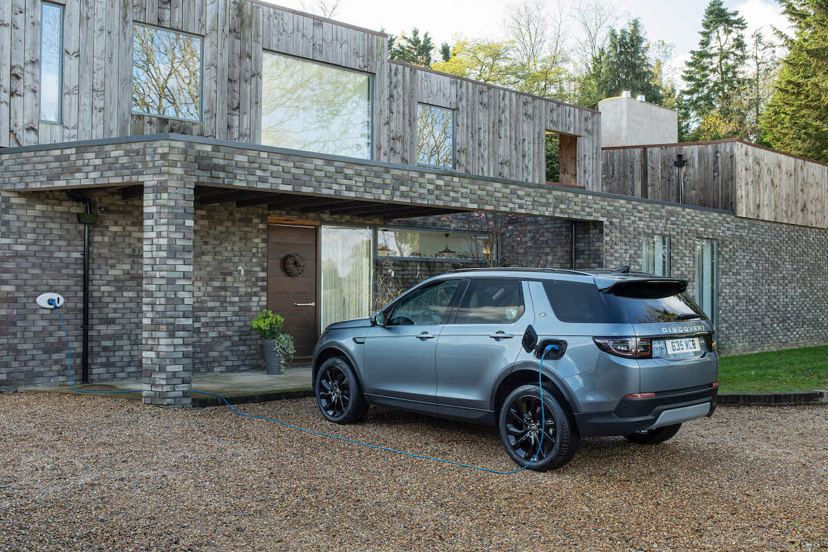 WHAT'S NEW FOR THE LAND ROVER DISCOVERY SPORT 2021 MODEL YEAR?