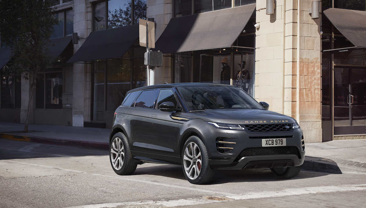 WHAT'S NEW FOR THE RANGE ROVER EVOQUE 2021 MODEL YEAR?
