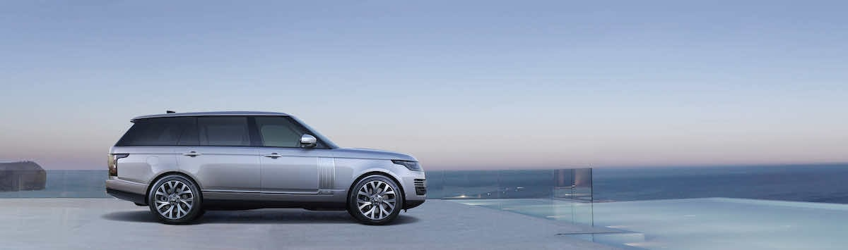 WHAT'S NEW FOR THE RANGE ROVER 2021?
