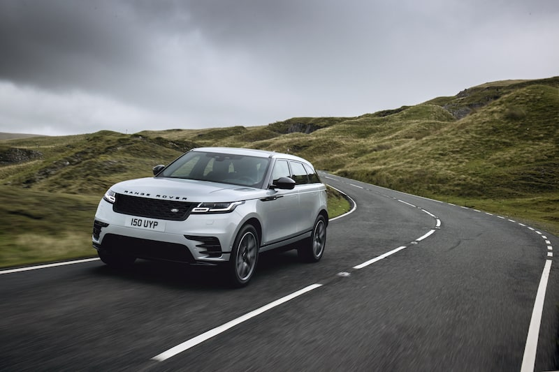 WHAT'S NEW FOR THE RANGE ROVER VELAR 21MY?