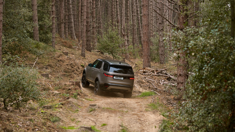 Land Rover Outspiration Buy Online with Rockar